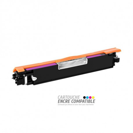 Toner Laser Compatible HP CE313A - 126A Magenta