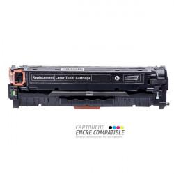 Toner Laser Compatible HP CC530A - 304A Noir