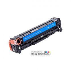 Toner Laser Compatible HP CC531A - 304A Cyan