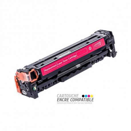 Toner Laser Compatible HP CC532A - 304A Magenta