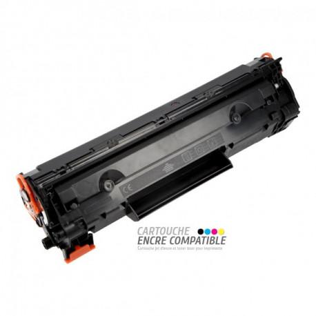 Toner Laser Compatible HP CE505A - 05A Noir
