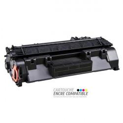 Toner Laser Compatible HP CF280A - 80A Noir