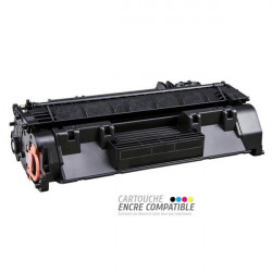 Toner Laser HP CF280A - 80A Noir