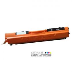 Toner Laser Compatible HP CF350A - 130A Noir