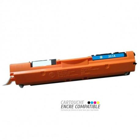 Toner Laser Compatible HP CF351A - 130A Cyan