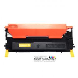 Toner Laser Samsung CLT-Y406S Jaune
