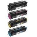 Compatible HP CF380X-CF381A-CF382A-CF383A - 312A Pack