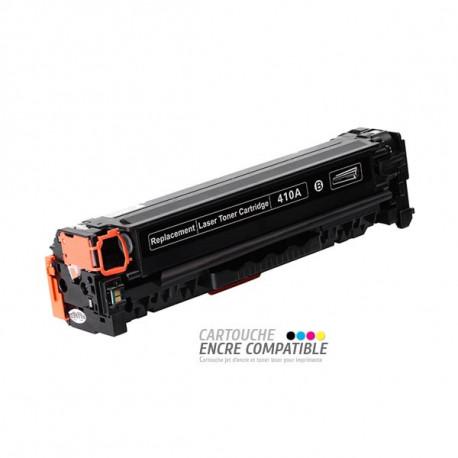 Toner Laser Compatible HP CE410X - 305A Noir
