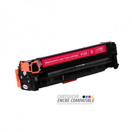 Toner Laser Compatible HP CE413A - 305A Magenta