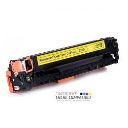 HP CF212A Compatible - 131A Amarillo