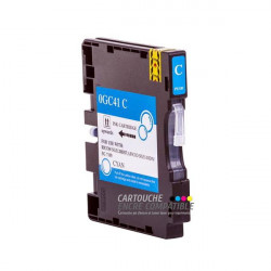 Compatible RICOH GC41 Cyan
