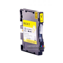 Compatible RICOH GC41 Jaune