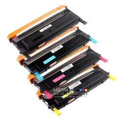 Pack de 4 Toners Laser Compatibles Samsung CLT-K4072S