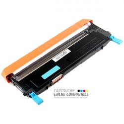 Toner Laser Compatible Samsung CLT-K4072S Cyan