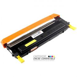 Toner Laser Compatible Samsung CLT-K4072S Jaune