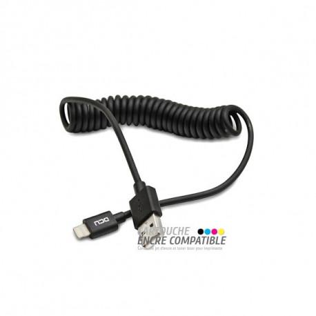 Câble USB pour iPhone Spécial Voiture 1,5M