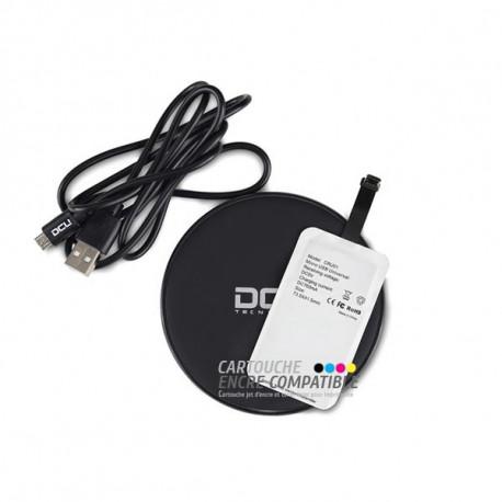 Chargeur Sans Fil à Induction Avec IQ Card Android DCU
