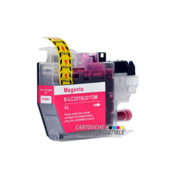 Compatible Brother LC3219 XL Magenta
