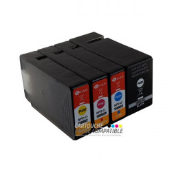 Compatible Canon PGI-1500 Pack