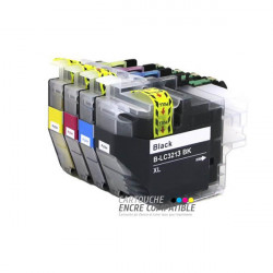 Paquete de cartuchos de tinta Brother LC3213 XL