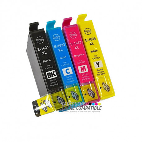Compatible Epson 16 XL Pack