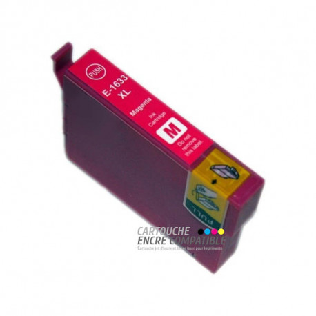 Compatible Epson T1633 Magenta