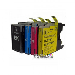 Compatible Brother LC1280 Pack