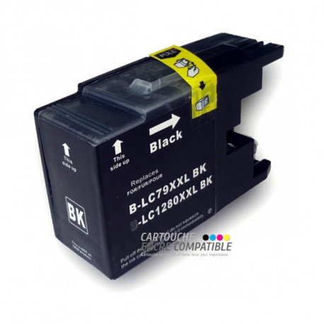 Compatible Brother LC1220-1240 Noir