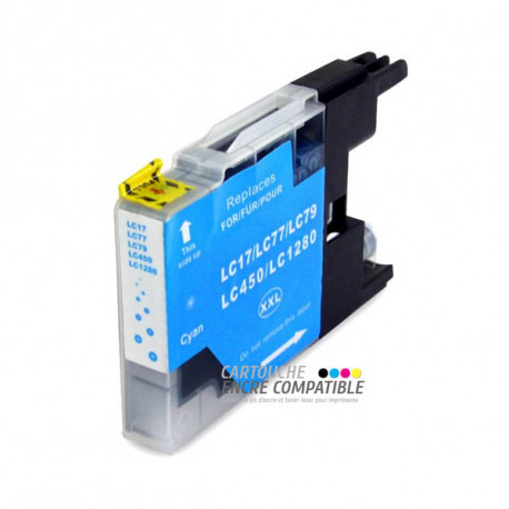 Compatible Brother LC1280XL Cyan