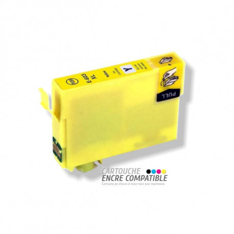 Compatible Epson 603XL Jaune