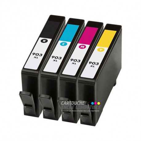 Compatible HP903XL Pack