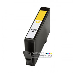 Compatible HP903XL Jaune