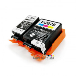 Compatible Epson 266/267 Pack