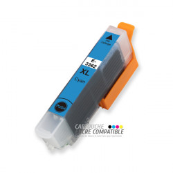 Compatible Epson T3362 Cyan