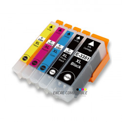Compatible Epson T33 Pack