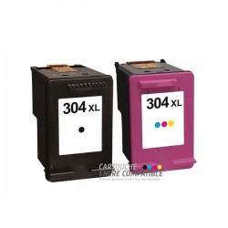Compatible HP 304 XL PACK