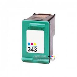 Compatible HP 343XL COULEUR