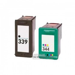 Compatible HP 339-344XL PACK