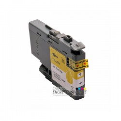 Compatible Brother LC3235XL Jaune