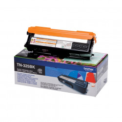 Toner laser d'origine de marque Brother TN-325 Noir