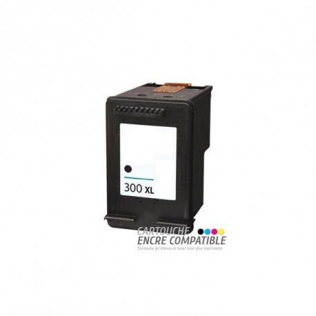 Cartouche D'encre Remanufacturée HP 300XL Noir