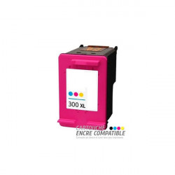 Compatible HP 300XL Couleur