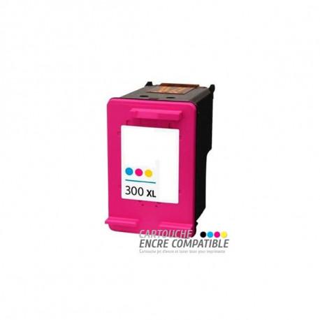 Cartouche D'encre Remanufacturée HP 300XL Couleur