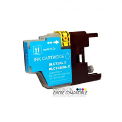 Cartouche D'encre Compatible Brother LC1220-1240-1280 Cyan