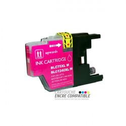 Compatible Brother LC1220-1240-1280 Magenta