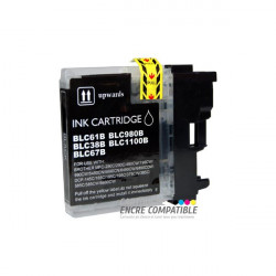 Compatible Brother LC980-1100 Noir