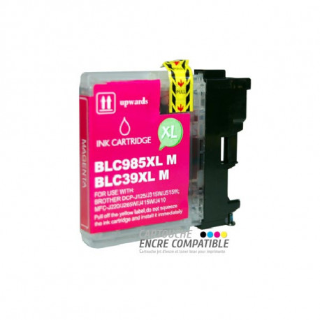 Compatible Brother LC985 Magenta