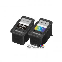 Compatible Canon PG-540 CL-541XL Pack