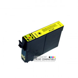 Compatibile Epson T0714 giallo