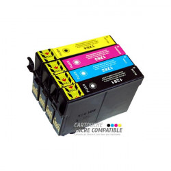 Compatible Epson T128 Pack